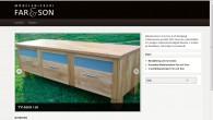 Ny hemsida för Möbelsnickeriet Far och Son
